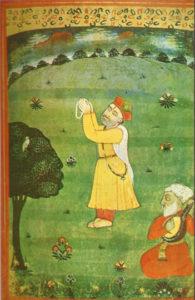 Painting of Guru Nanak
